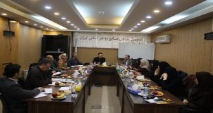 جلسه هم اندیشی اعضای پنل های  تخصصی برگزار شد